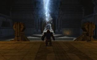 Внутри зала Торина