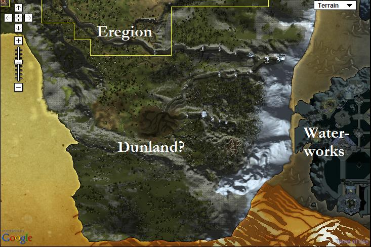 Lotro Vol 3 Starts In Dunland Kill Ten Rats